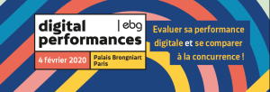 #MARKETING - Digital Performances - By EBG @ Palais Brongniart Paris