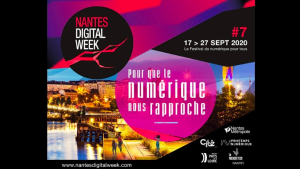 #INNOVATIONS - Nantes Digital Week - By Nantes Metropole