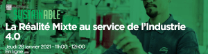#TECHNOLOGIES - La Réalité Mixte au service de l'Industrie 4.0 - By Hub Institute