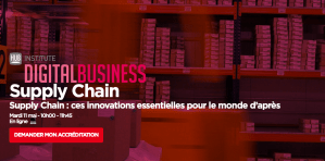 #TECHNOLOGIES - Supply Chain : ces innovations essentielles pour le monde d'après - By HUB INSTITUTE