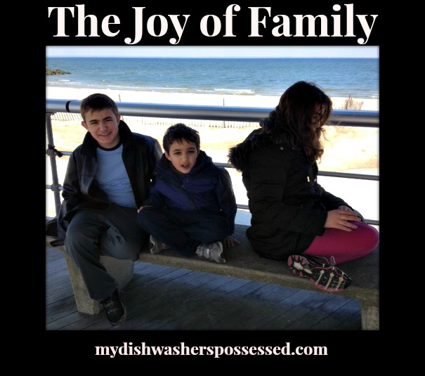 the joy of family