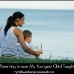 The Parenting Lesson My Youngest Child Taught Me