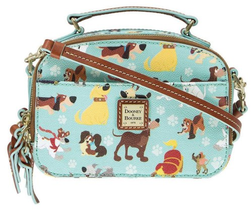 ca4bf2720ee New Dooney and Bourke Print Featuring Disney Dogs Found and ...