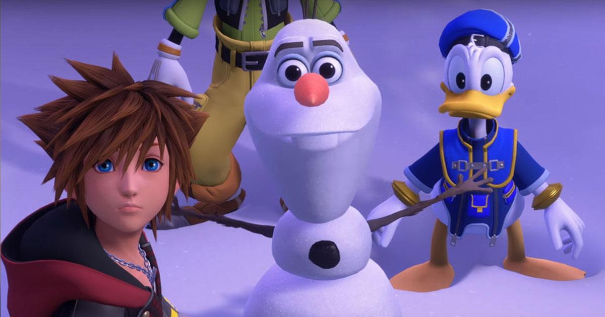 E3 2018: Kingdom Hearts 3 PS4 Pro Announced - Kingdom Hearts III