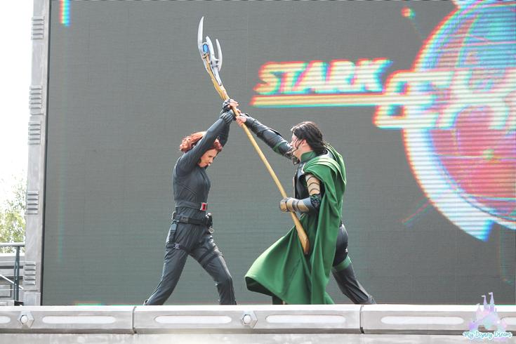 Stark Expo présente : une énergie pour demain