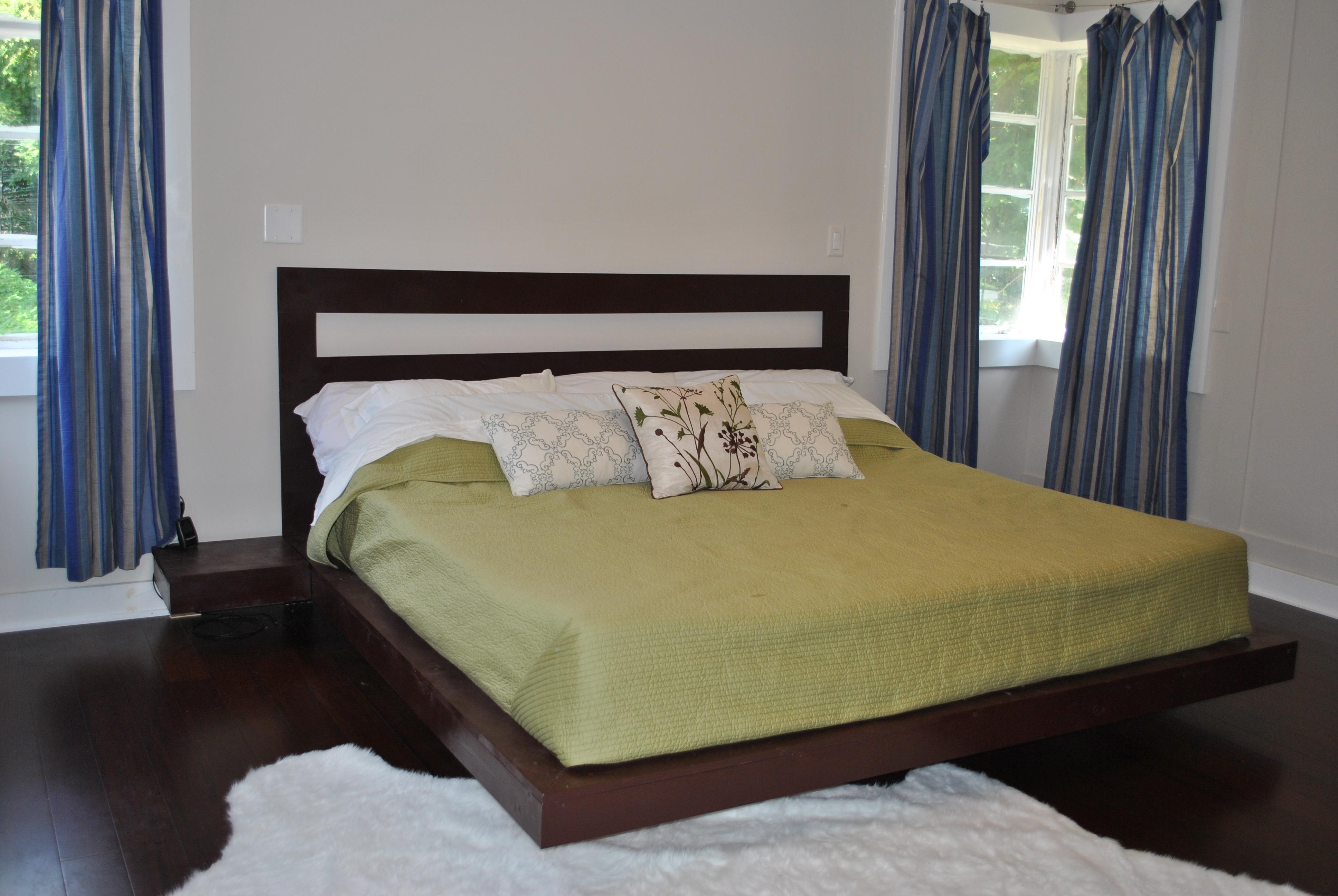 Diy King Bed Frame