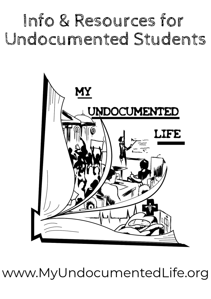 My Undocumented Life blog flyer.png