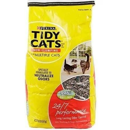 Arena para gatos TIDY CAT 4.5 kg