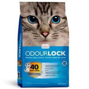 Arenas para Gato Odourlock 5 kg