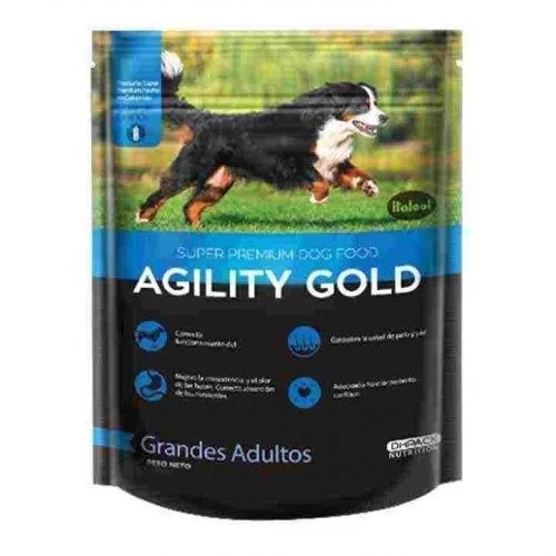 Agility Gold® Grandes Adultos 15 kilos