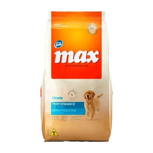 Max Cachorros performance 2 kg