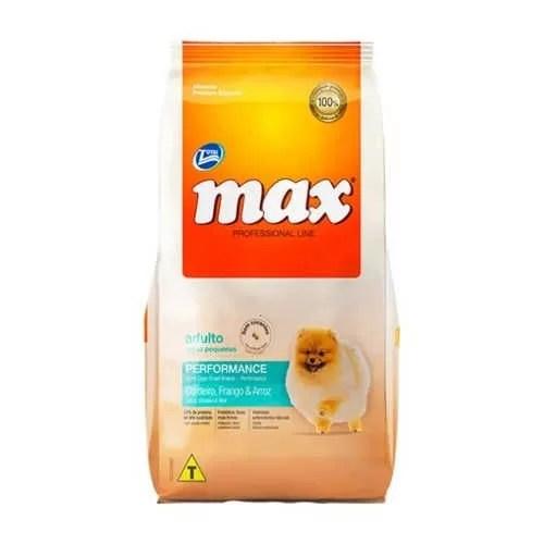 Total Max Adultos Raza Pequeña Performance 8 kg