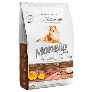 Monello select pollo y arroz 15 Kg