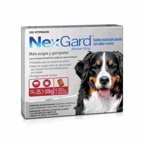 NexGard para Perros de 25 a 50 kg