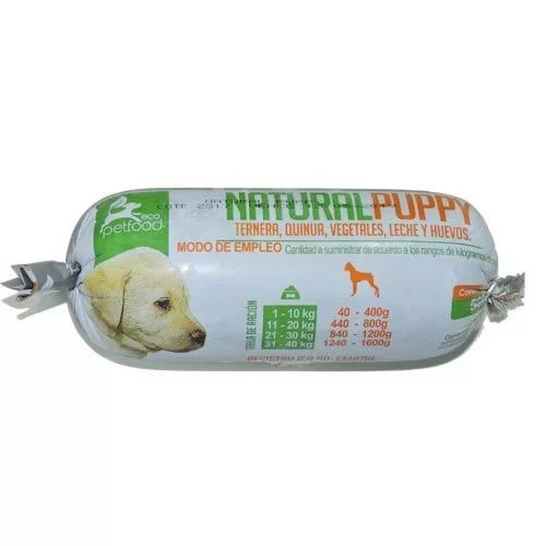 Comida Barf Puppy