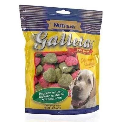 Galletas para Perros Nutrion 600 gr