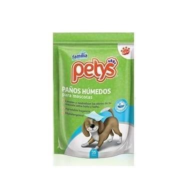 Pañitos Petys x 35 unds