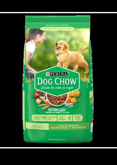 Dog Chow Cachorro Medianos Y Grandes