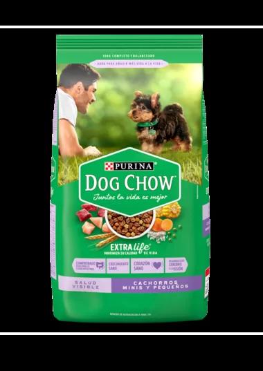 Dog Chow Cachorro Minis Y Pequeños
