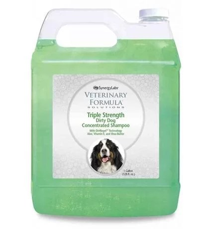 FORMULA VETERINARY - Triple Strength Shampoo
