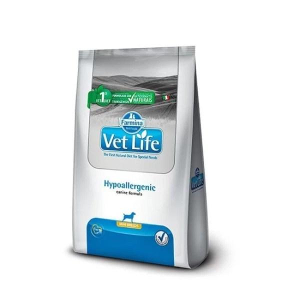 Vet Life Hypoallergenic mini