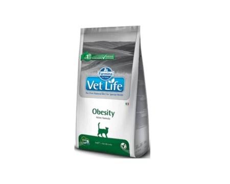 Vet Life Nat Feline Obesity