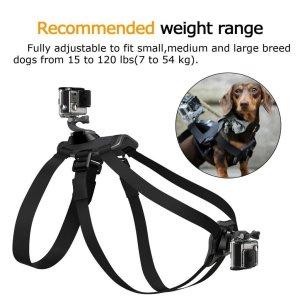 GoPro Dog Chest Harness aodoor