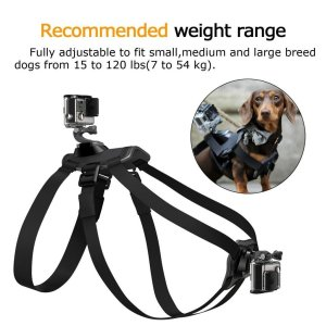 GoPro Dog Chest Harness aodoor