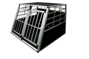 Expandable Dog Crates Aluminium travel crate