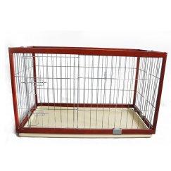 cage1wood Puppy Playpen