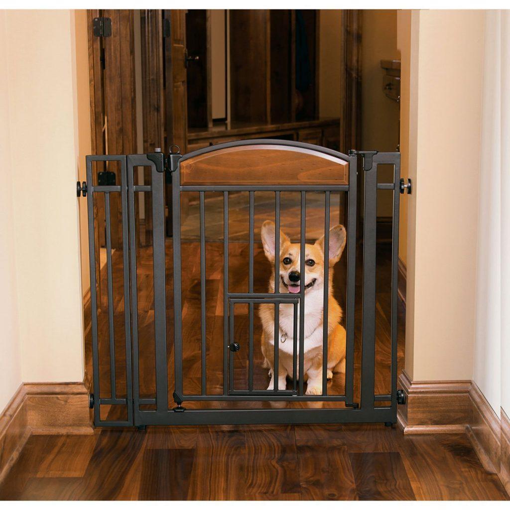 4 Carlson Pet Products Home Decor Walk Through Pet Gate