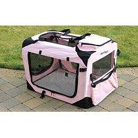 RayGar Portable Dog Travel Crate