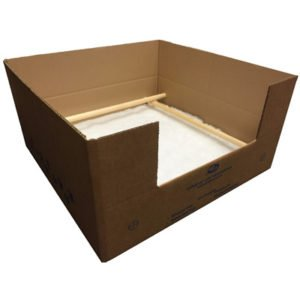 disposable whelping box