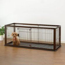 Richell Expandable Dog Crates Puppy Playpen