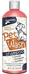 BEST DOG SHAMPOO AND CONDITIONER