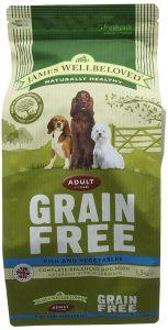 Top 6 Best Grain Free Dog Food 2019 For A Healthier Dog Mydoggie
