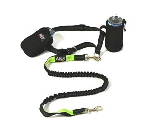 Riddicks One and Two handheld and hands free dog leash
