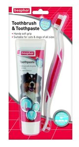 beaphar best dog toothpaste