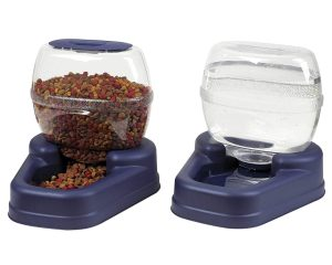 dog bowls feeders and waterers