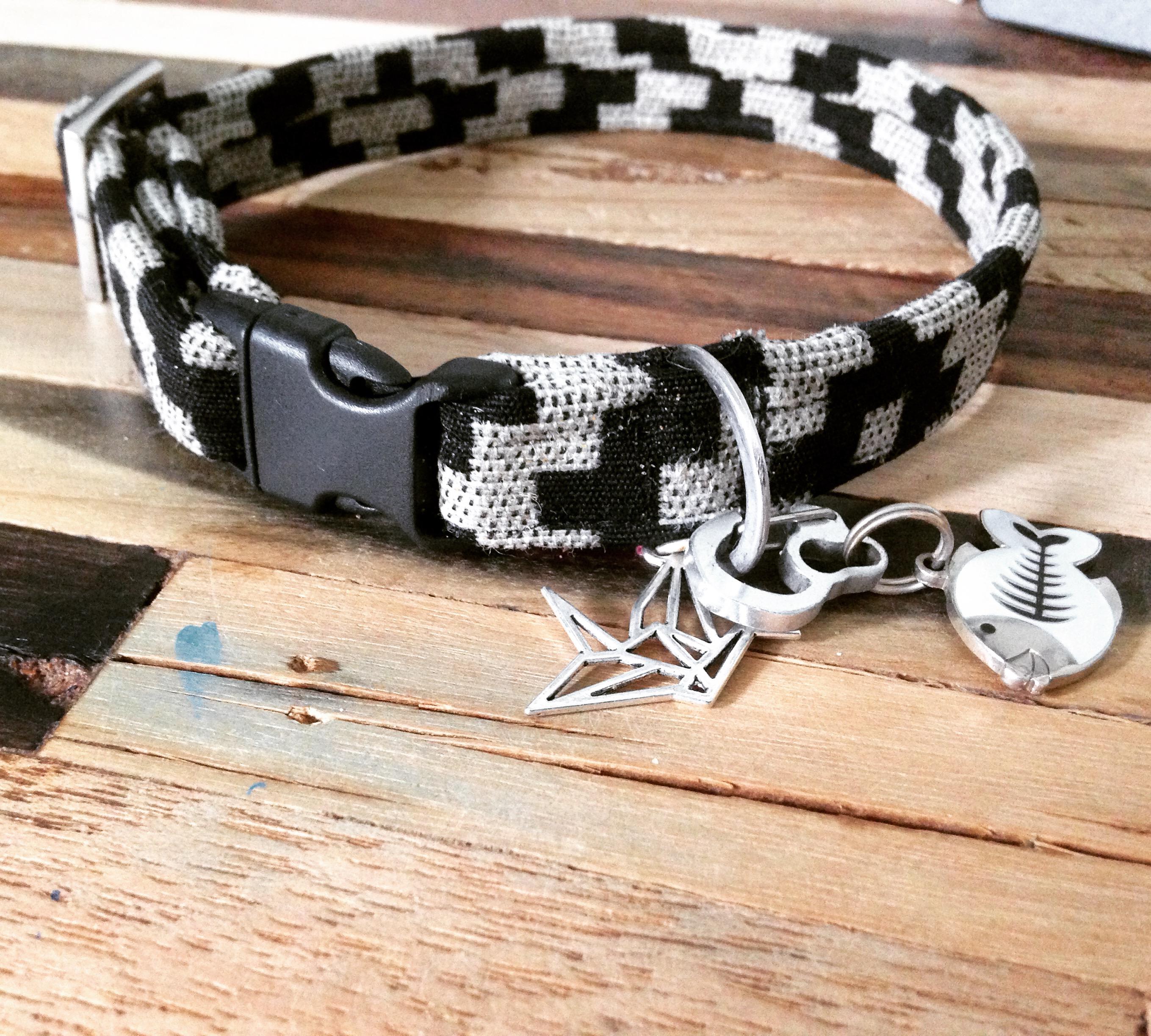 faire un collier pour chien soi meme