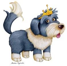 illustration queeny