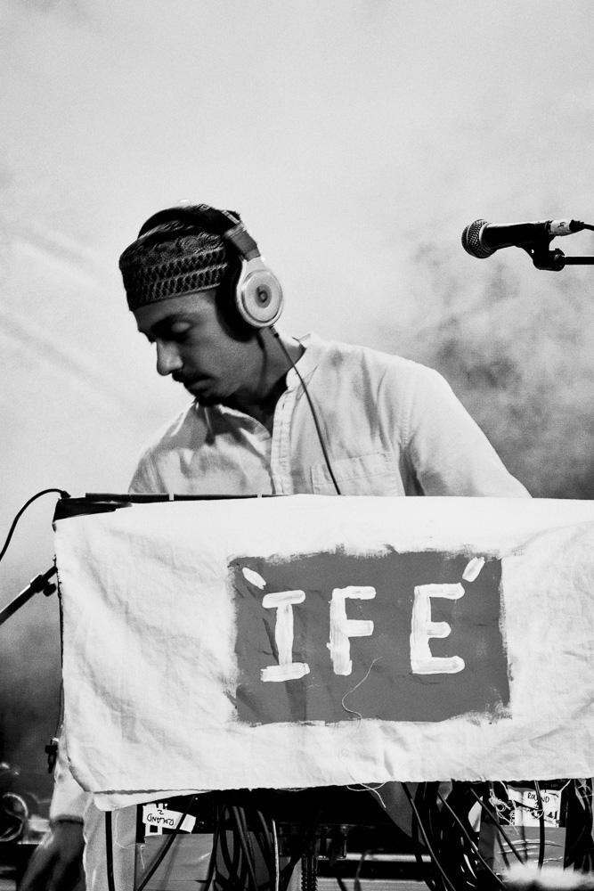 Ife Band in Barcelona