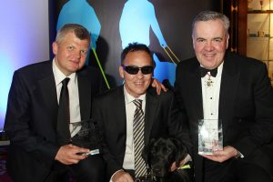 Guide Dog of The Year 2012 winner scaled Specsavers Guide Dog of the Year 2012 Winner Announced - It's Dez!