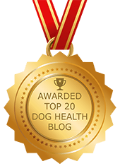 FeedSpot Blog Reader Top 20 Dog Health Blog