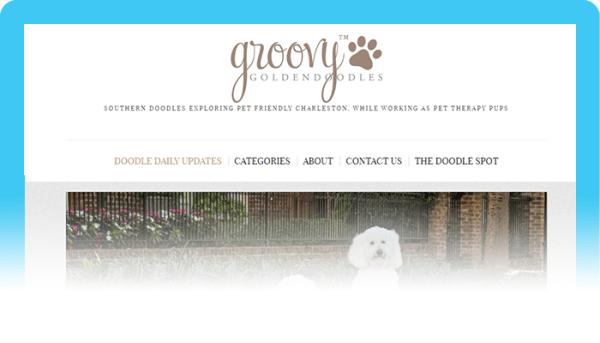 Groovy Goldendoodles blog