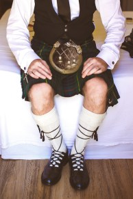 Свадьба на Сицилии. Жених шотландец!