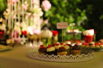 Сладкий стол на свадьбу. Cake table for wedding