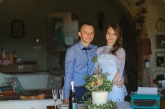 Свадьба в Тоскане. / Свадебный торт. Wedding in Tuscany. Rustic wedding cake