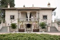 Tuscan villa for wedding reception