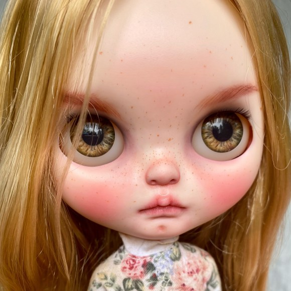 May Blythe Custom Doll